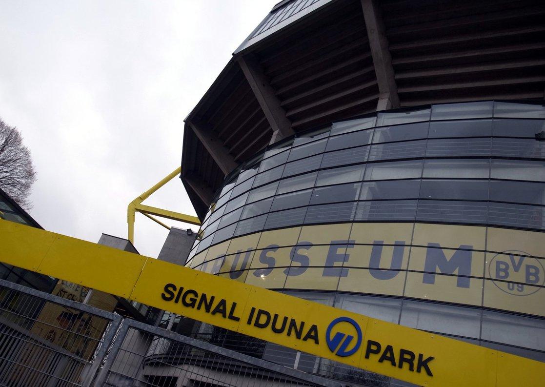 Signal-Iduna-Park (Detail)
