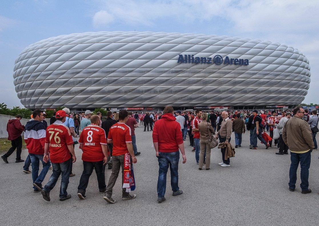 Stadion (außen)