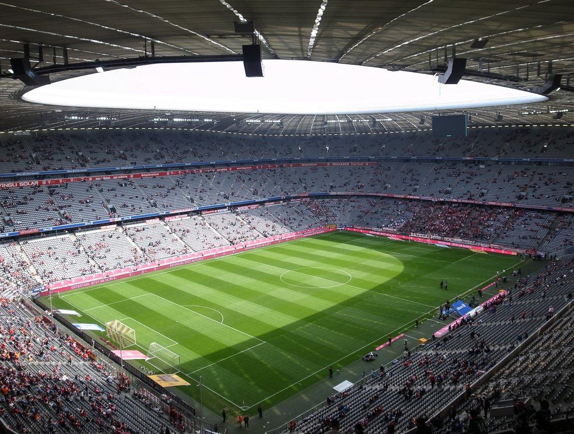 Stadion (innen)