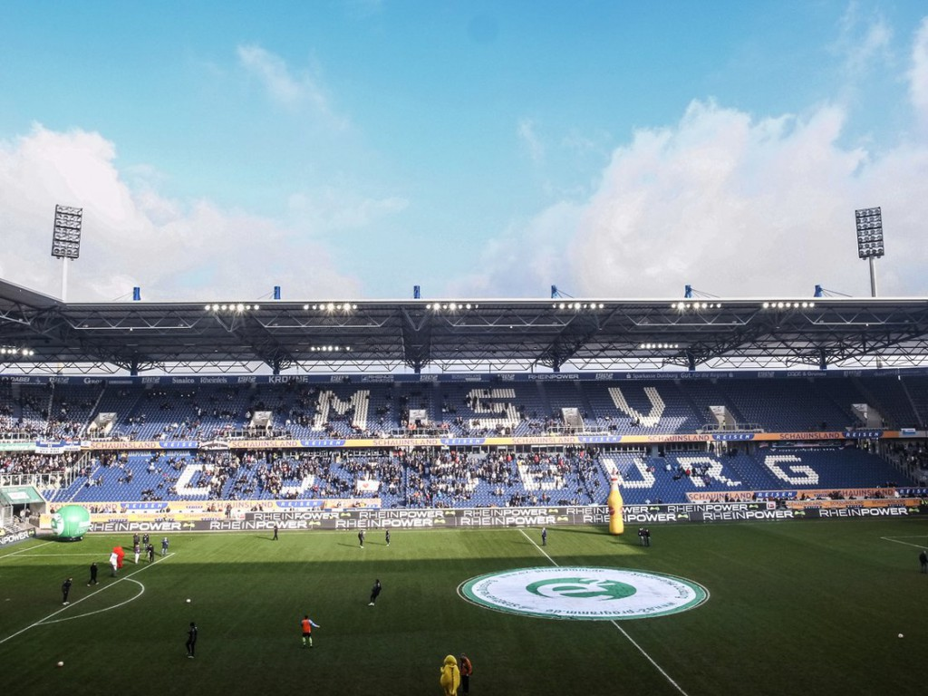 Schauinsland-Reisen-Arena (Innenansicht)