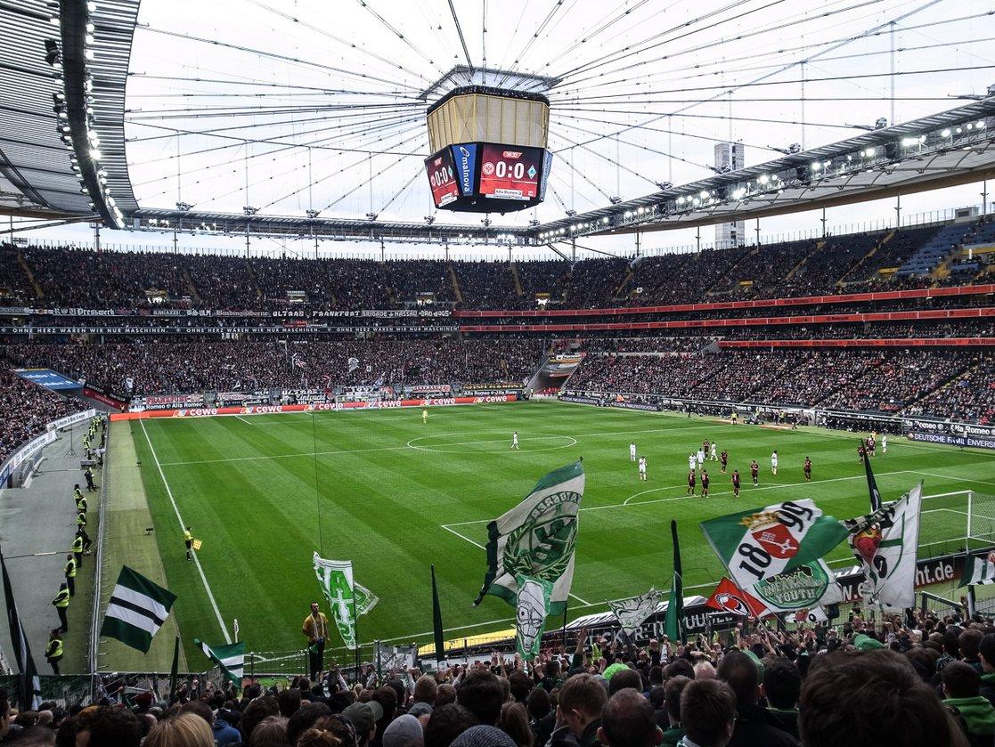 Commerzbank-Arena (Innenansicht)