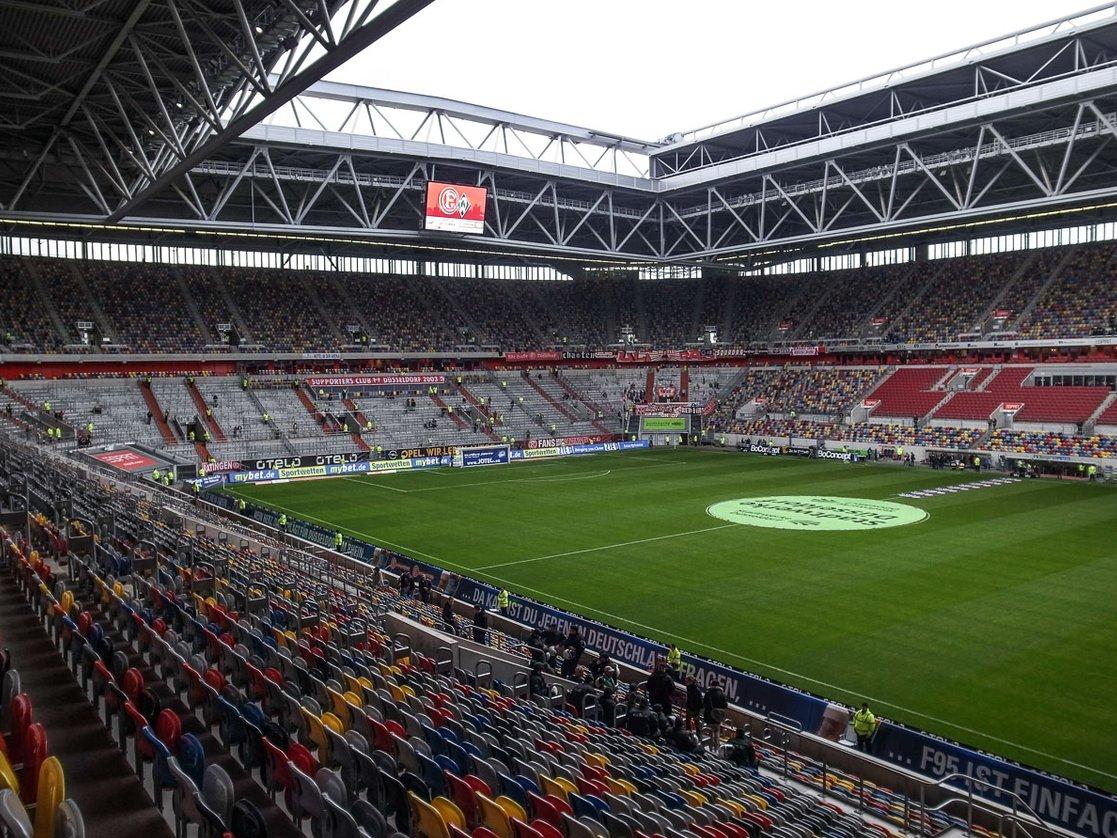 ESPRIT-Arena (Innenansicht)