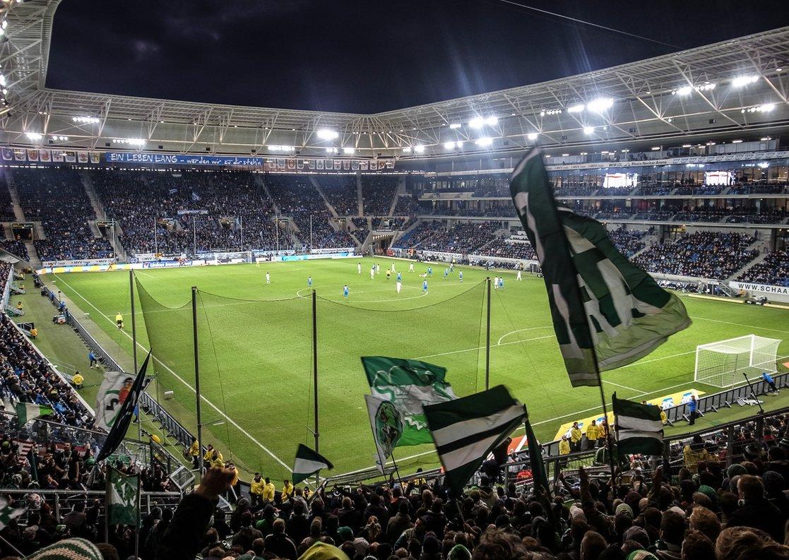 WIRSOL Rhein-Neckar-Arena (Innenansicht)