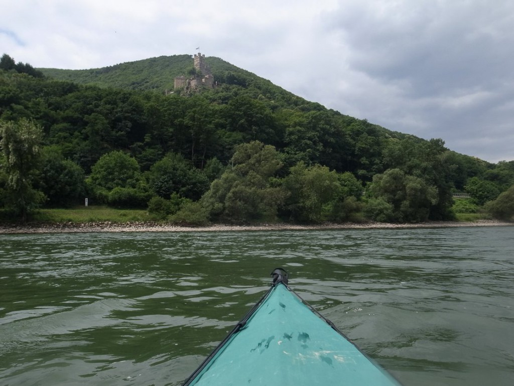 Burg Sooneck (Rheinkilometer 537)
