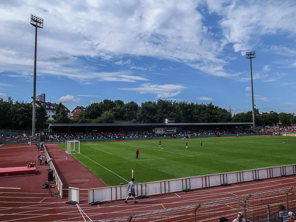Südstadion (Innenansicht)