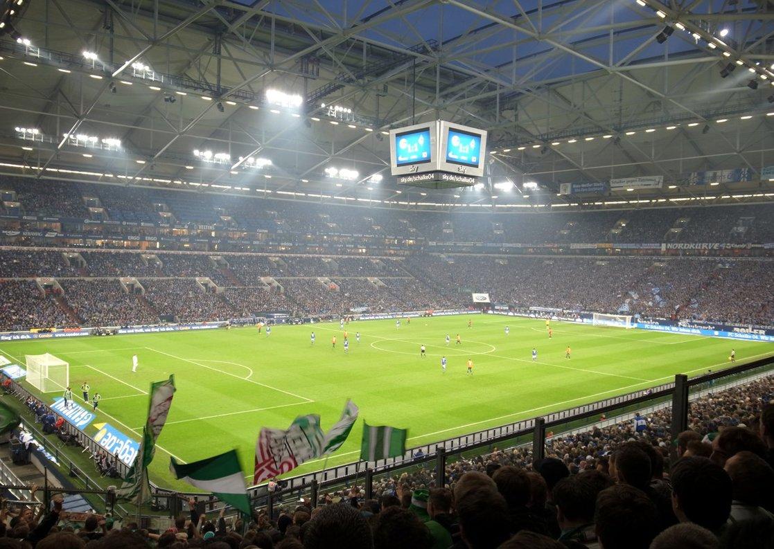 Veltins-Arena (Innenansicht)