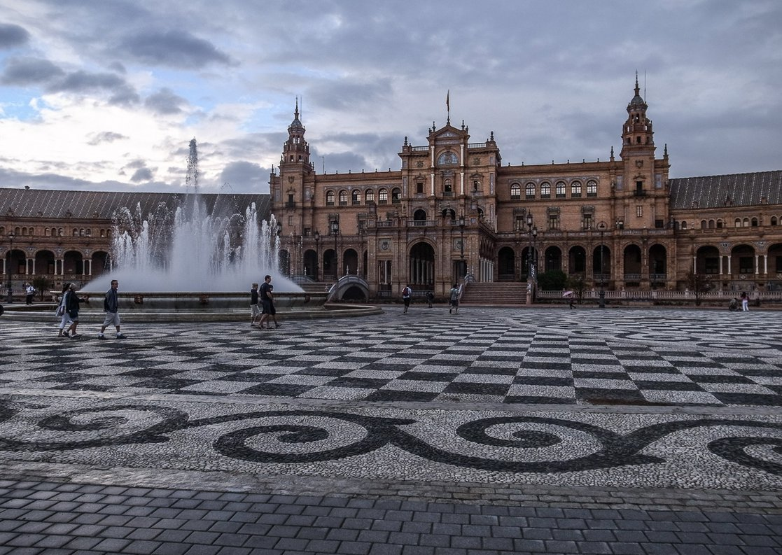 Plaza de Espana (2)