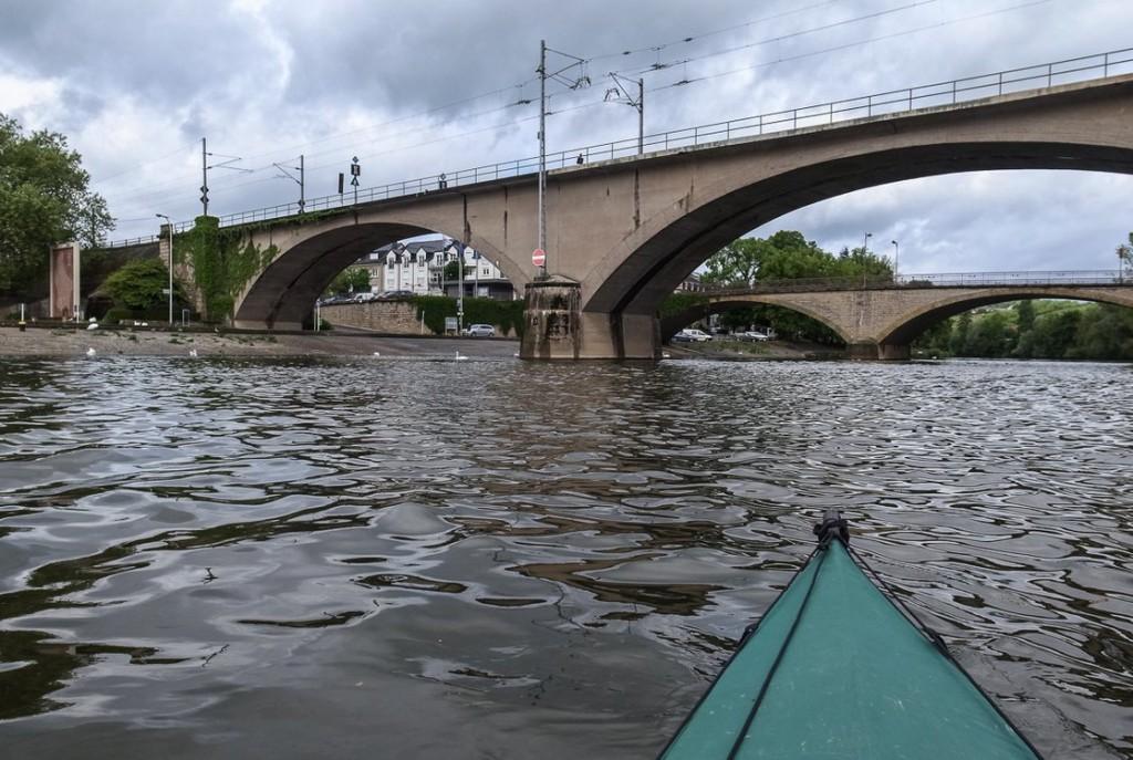 Sauerbrücke in Wasserbillig