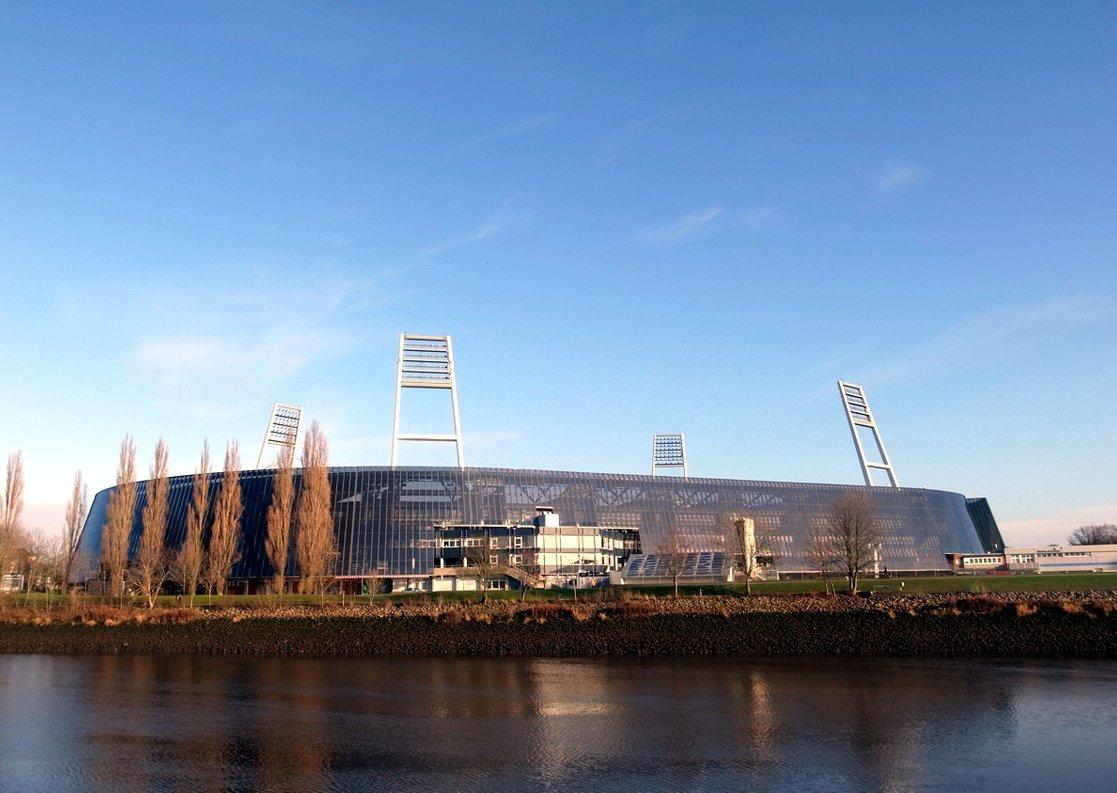 Weserstadion (Außenansicht)