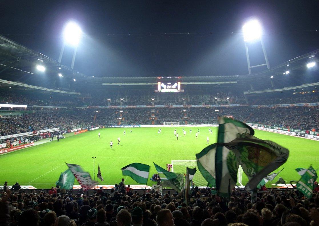 Weserstadion (Innenansicht)