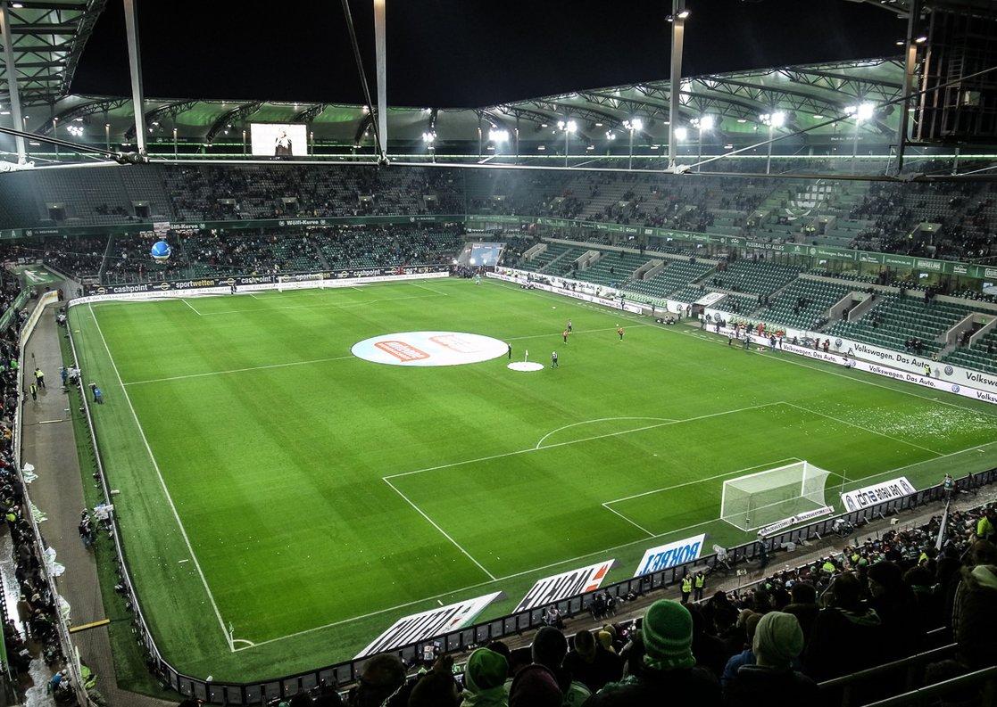 Volkswagen Arena (Innenansicht)