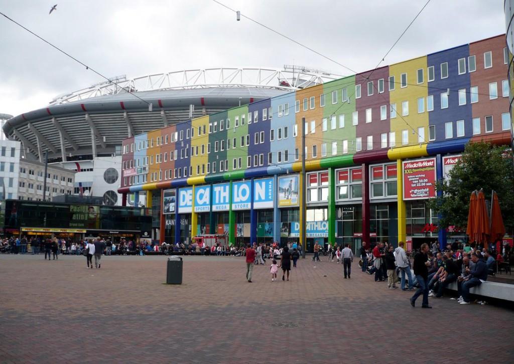 Amsterdam-Arena (Außenansicht)