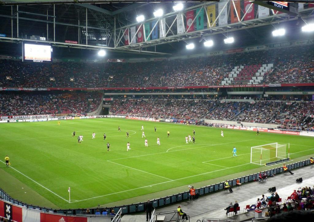 Amsterdam-Arena (Innenansicht)