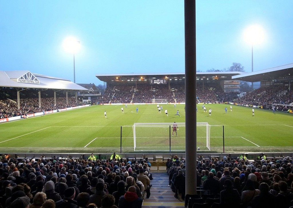 Craven Cottage (Innenansicht 1)