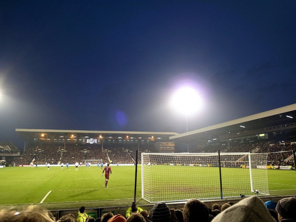 Craven Cottage (Innenansicht 2)