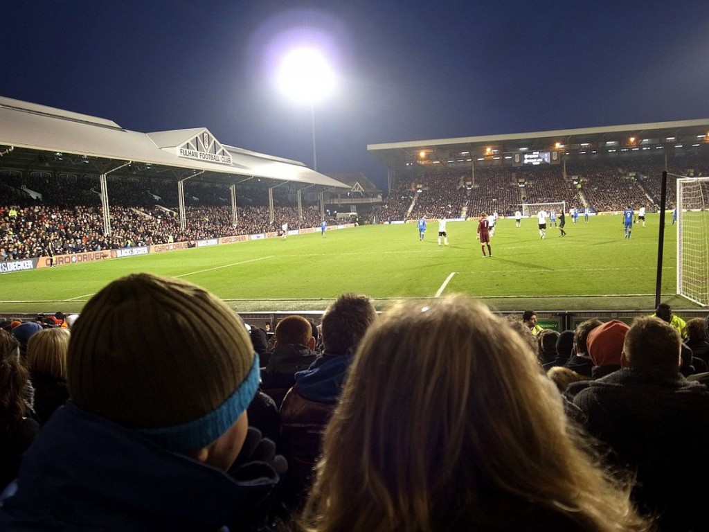 Craven Cottage (Innenansicht 3)