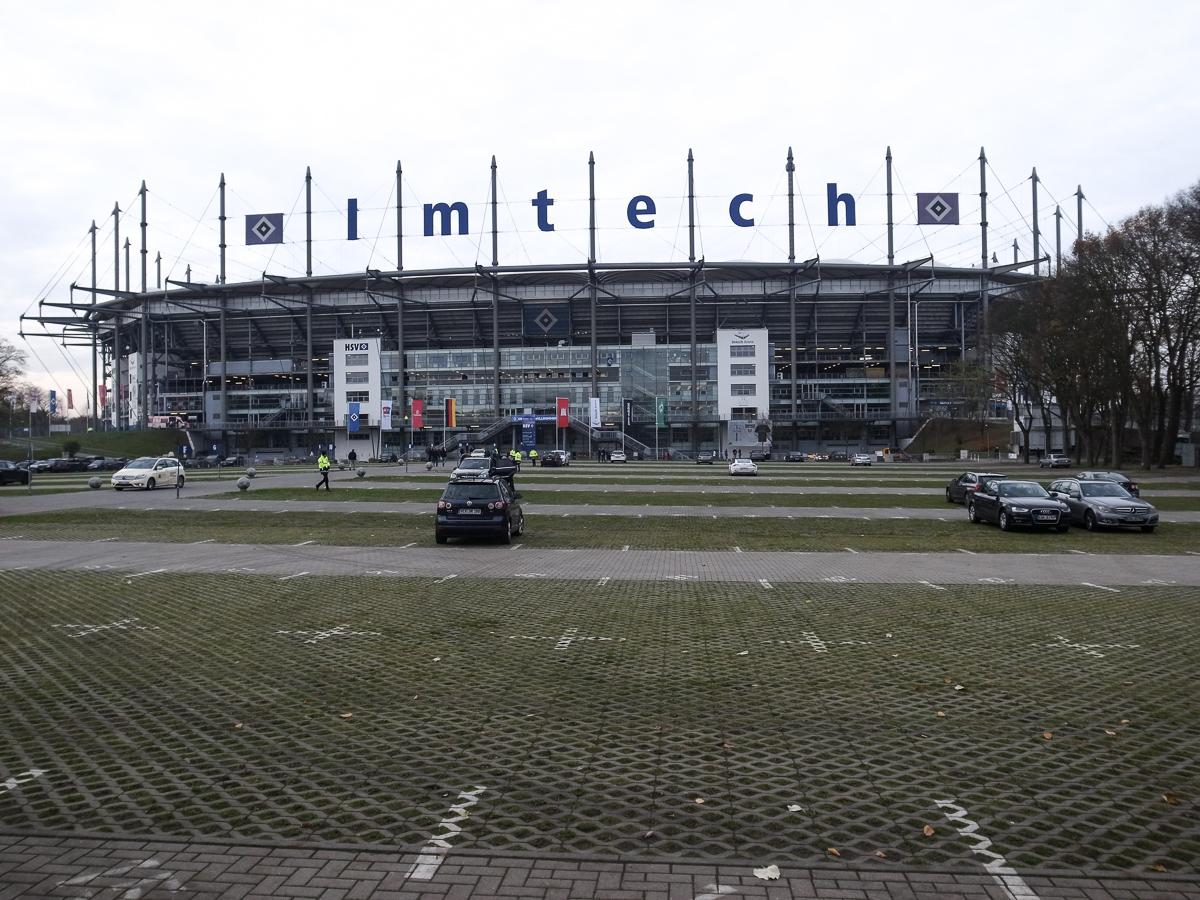 Imtech Arena (Außenansicht 1)