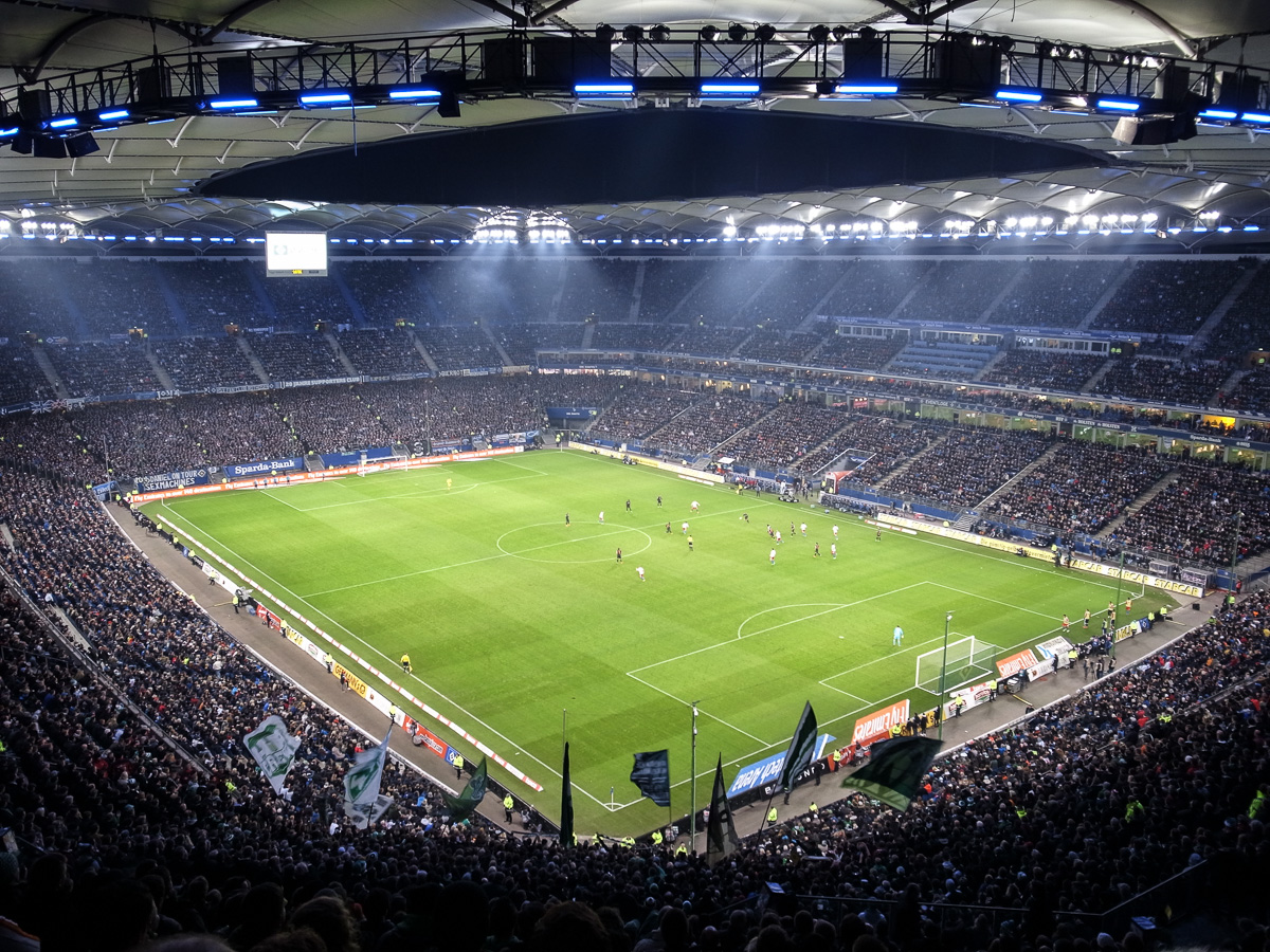 Imtech Arena (Innenansicht 2)