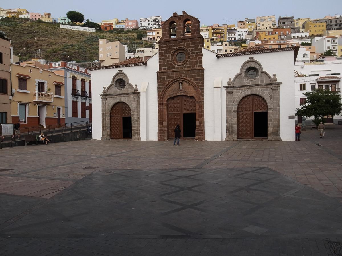 Kirche in San Sebastian