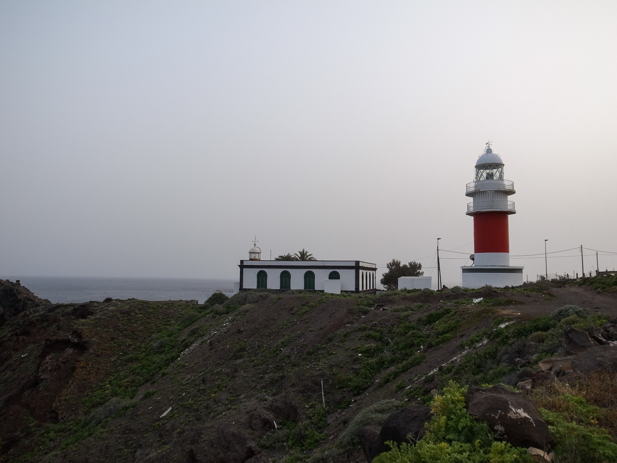 Leuchtturm von San Sebastian