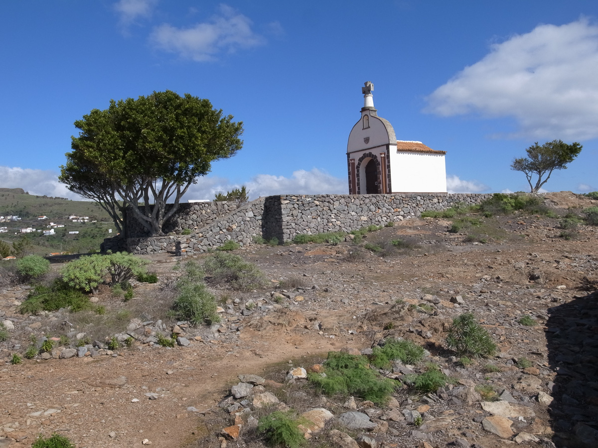 Kapelle auf dem Gipfel