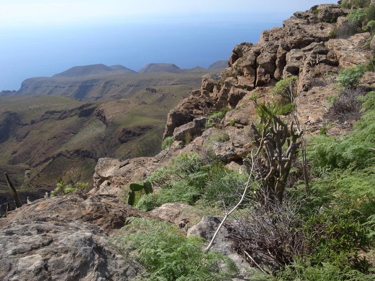 Aussicht vom Gipfel (Süden)