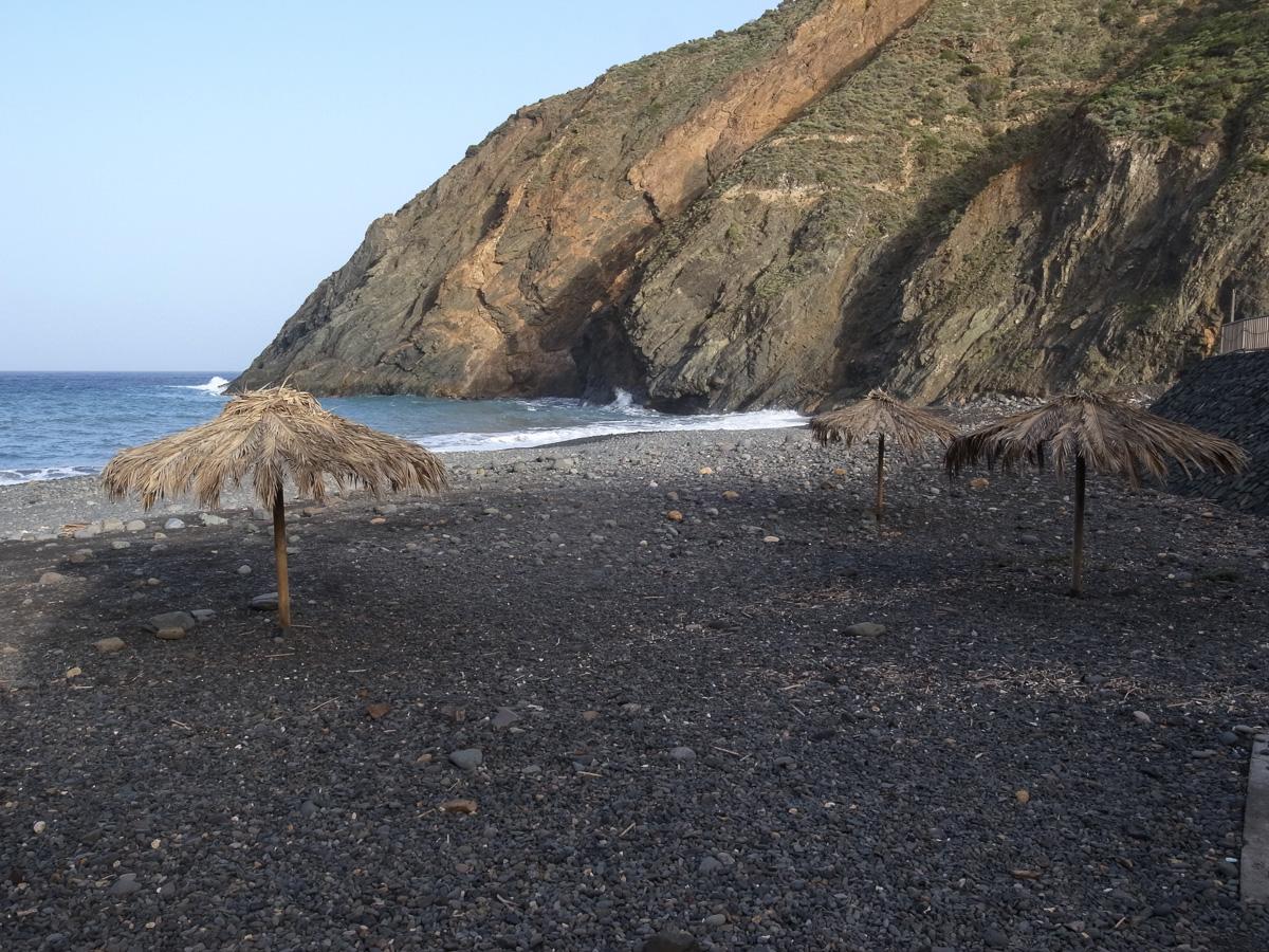 Strand von Vallehermoso