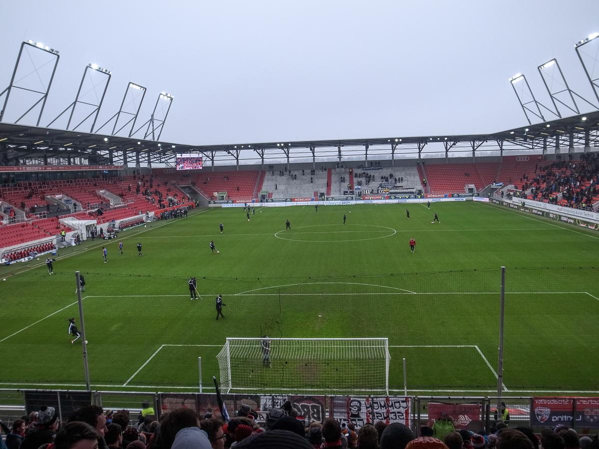 Audi Sportpark (Innenansicht)