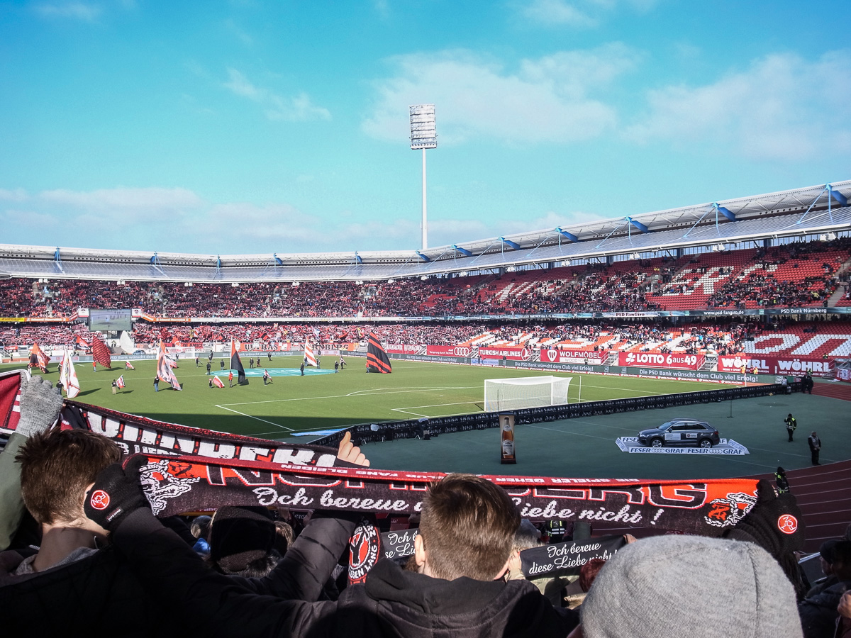 Grundig Stadion (Innenansicht 2)