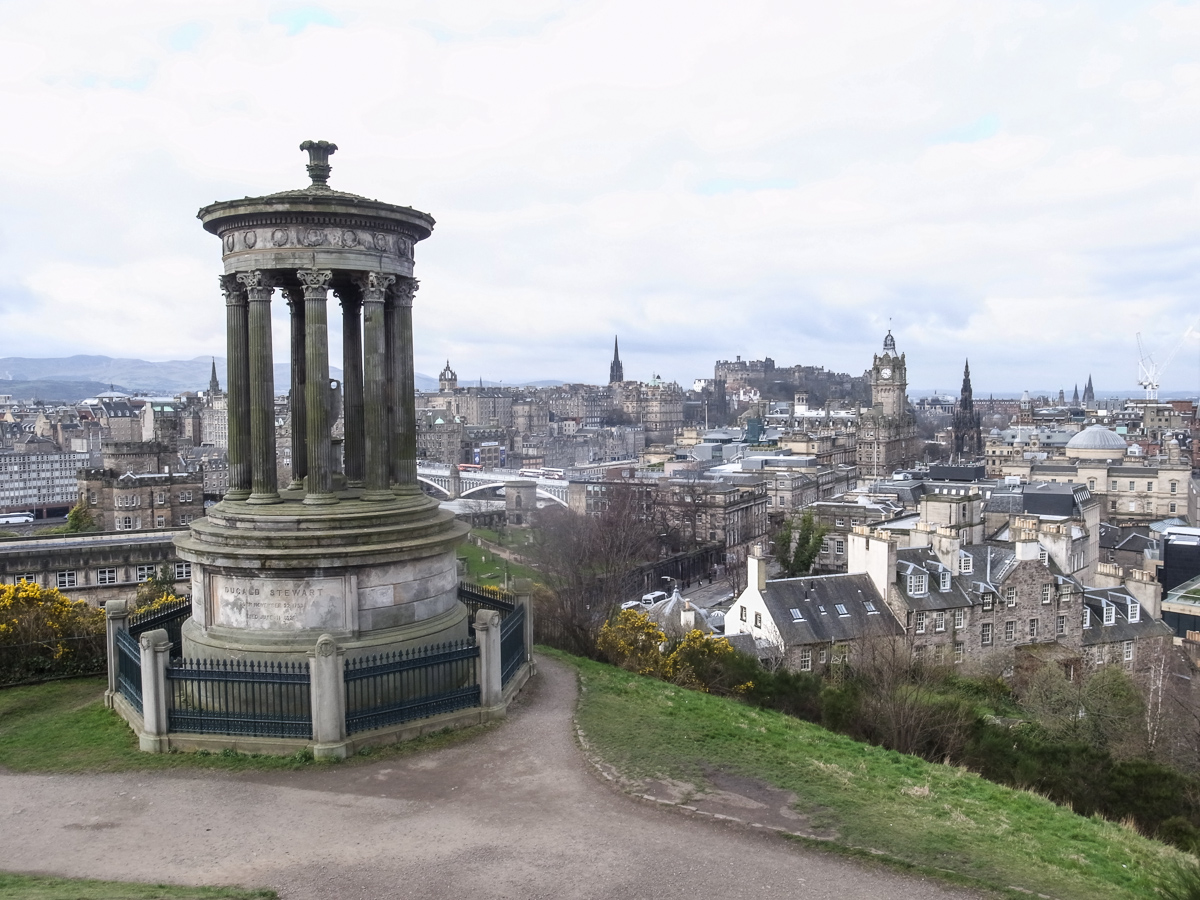 Edinburgh Panorama