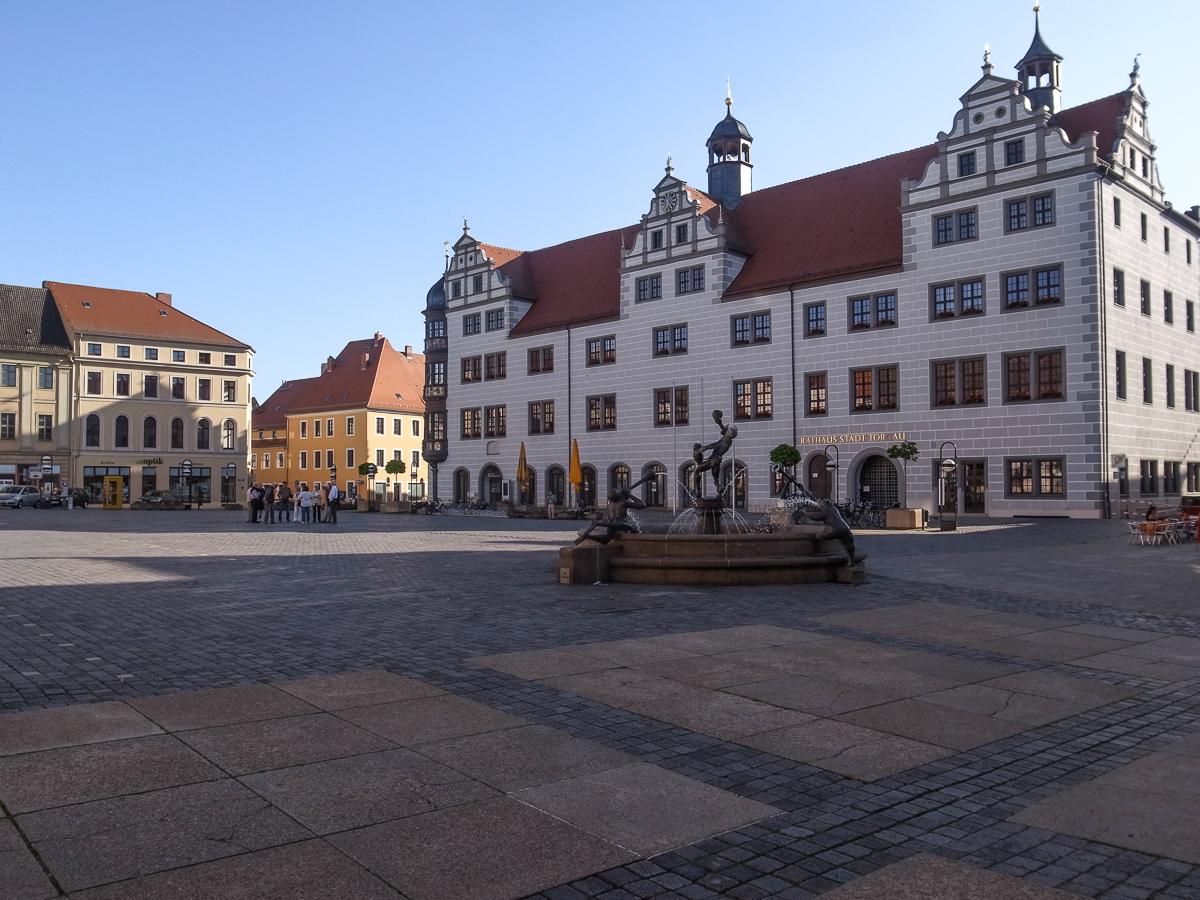 Marktplatz Torgau