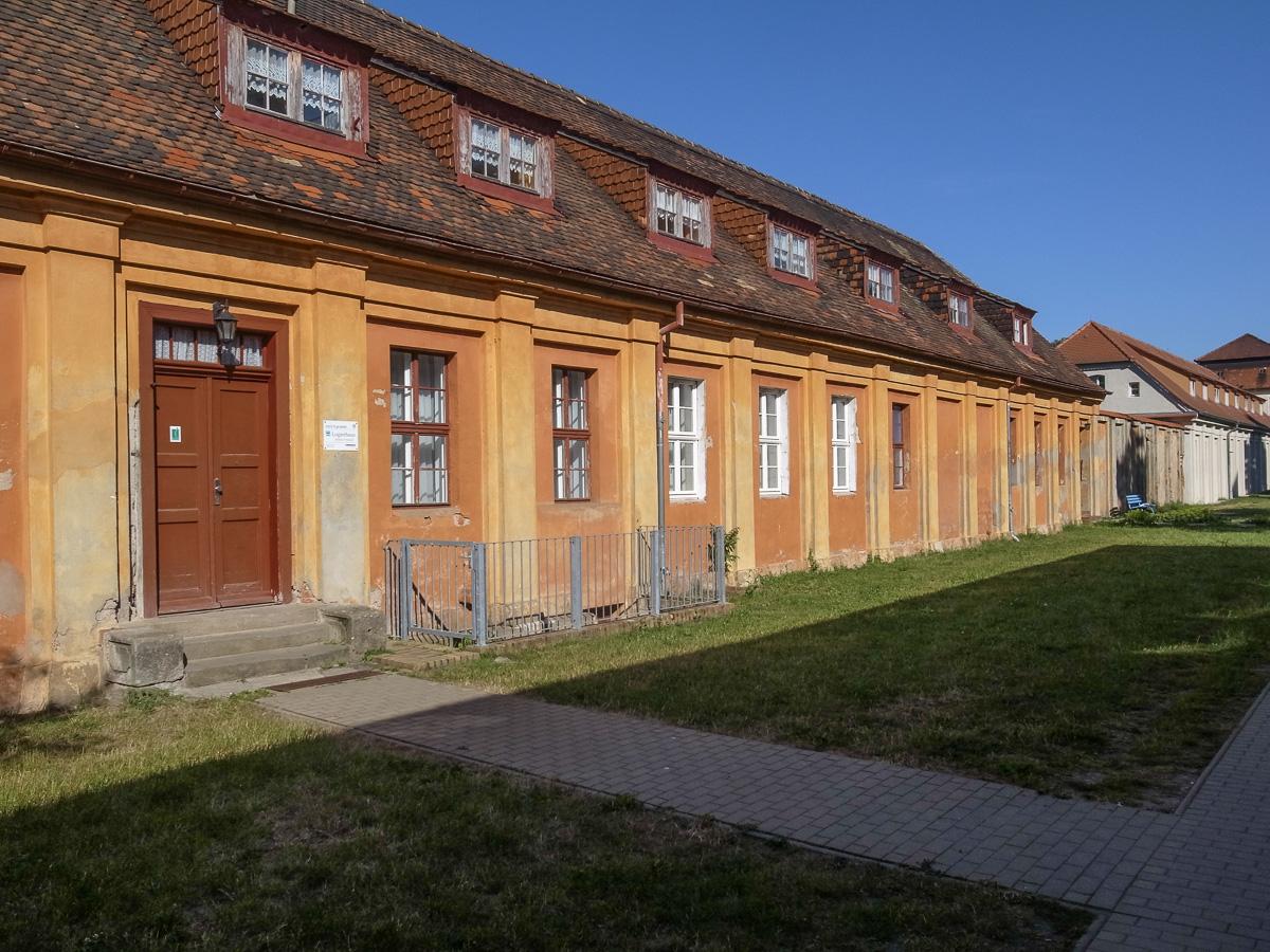 Nebengebäude im Schlosspark