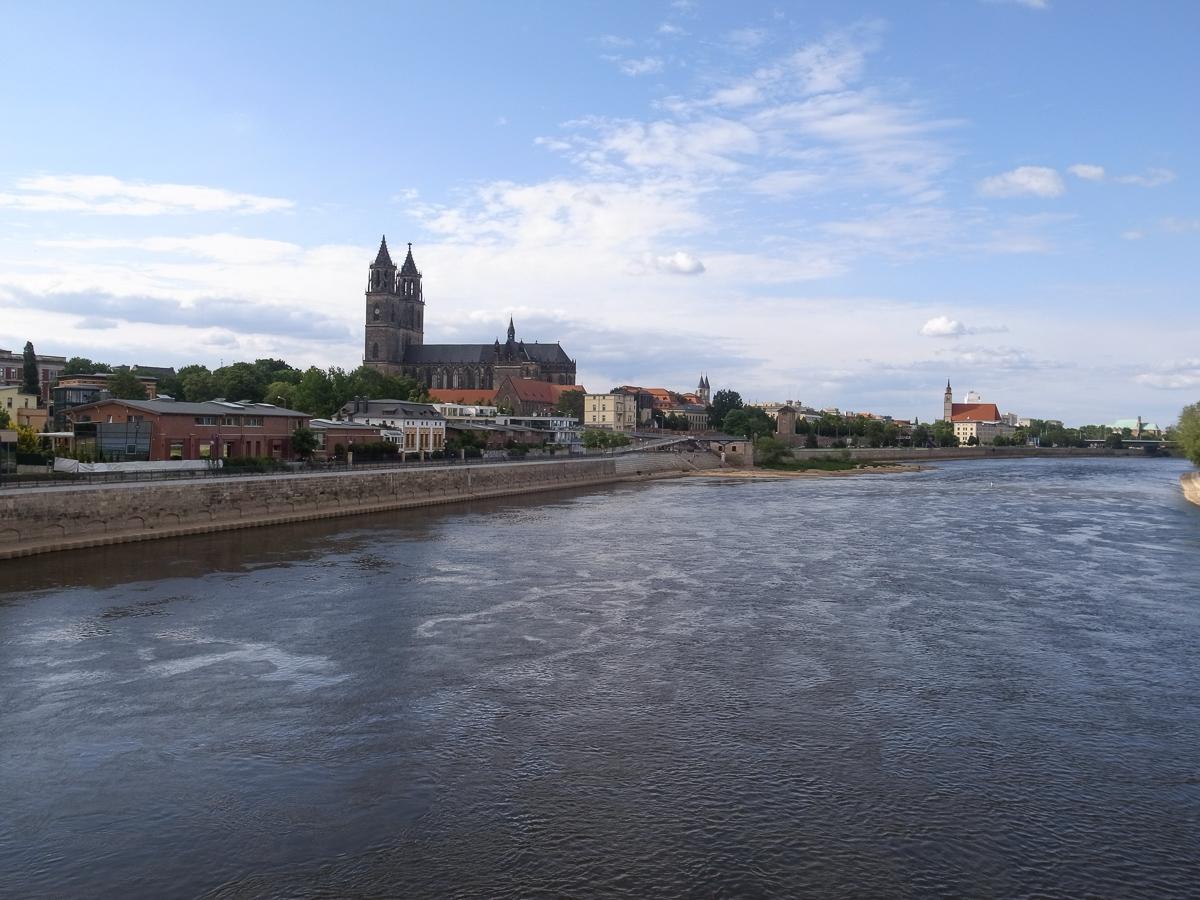 Auf Wiedersehen Elbe!