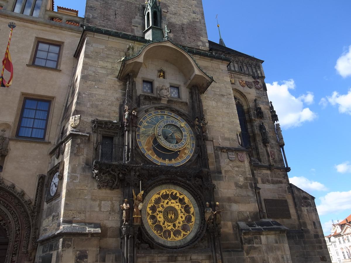Astronomische Rathausuhr