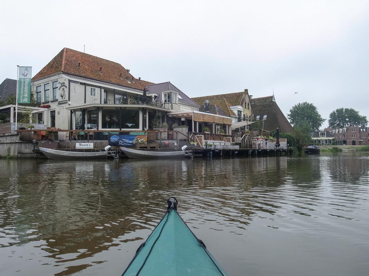 Mittagspause in Franeker