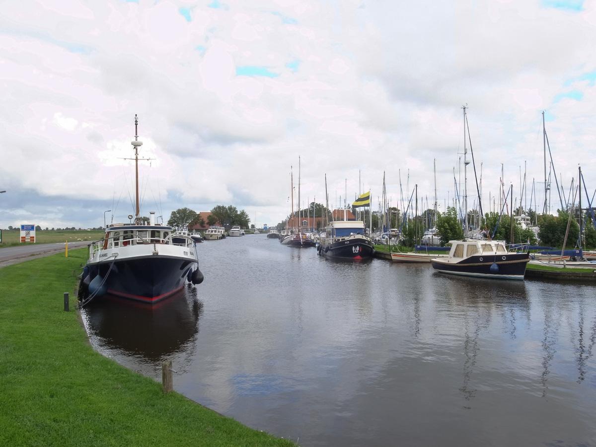Außen-Hafen von Workum