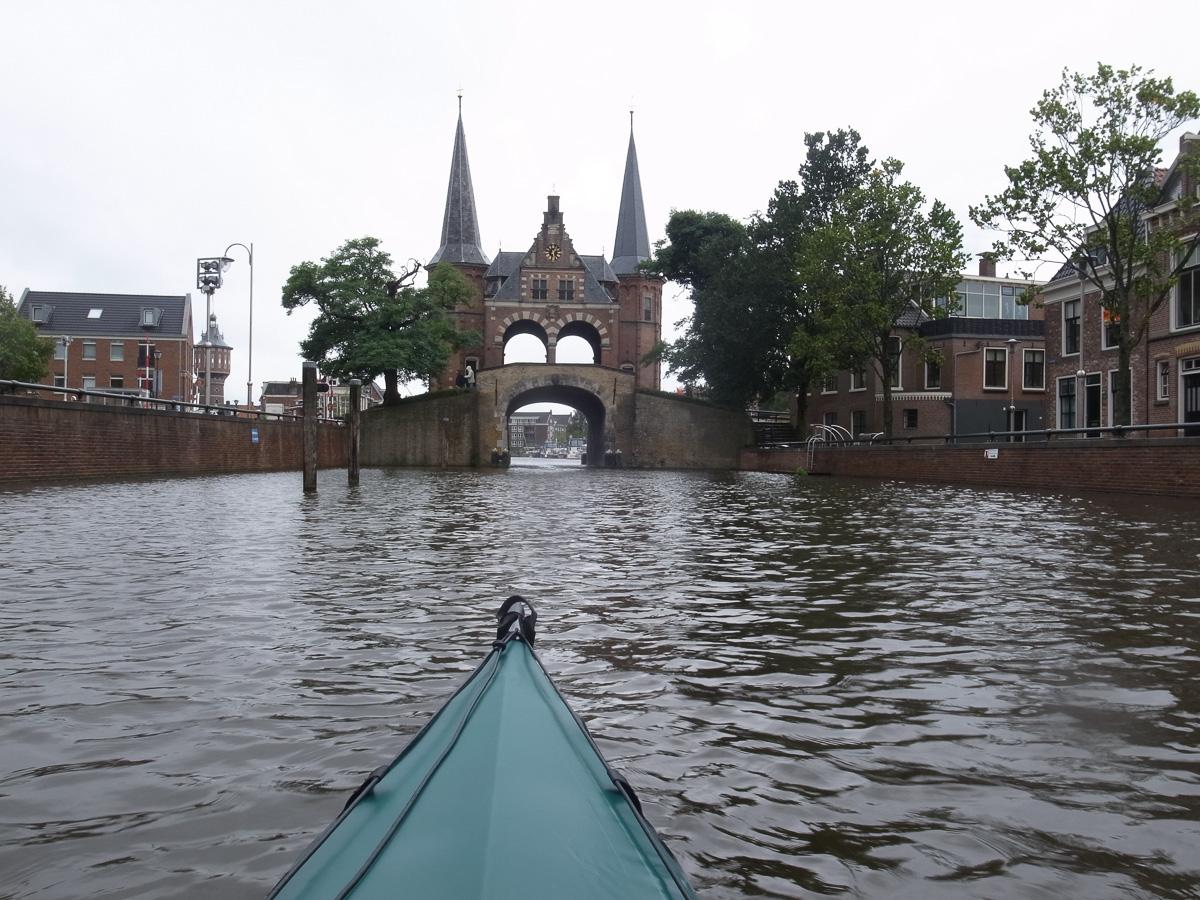 Waterport in Sneek
