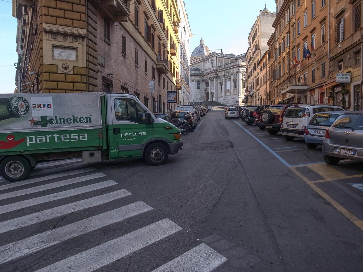 Via di Santa Maria Maggiore