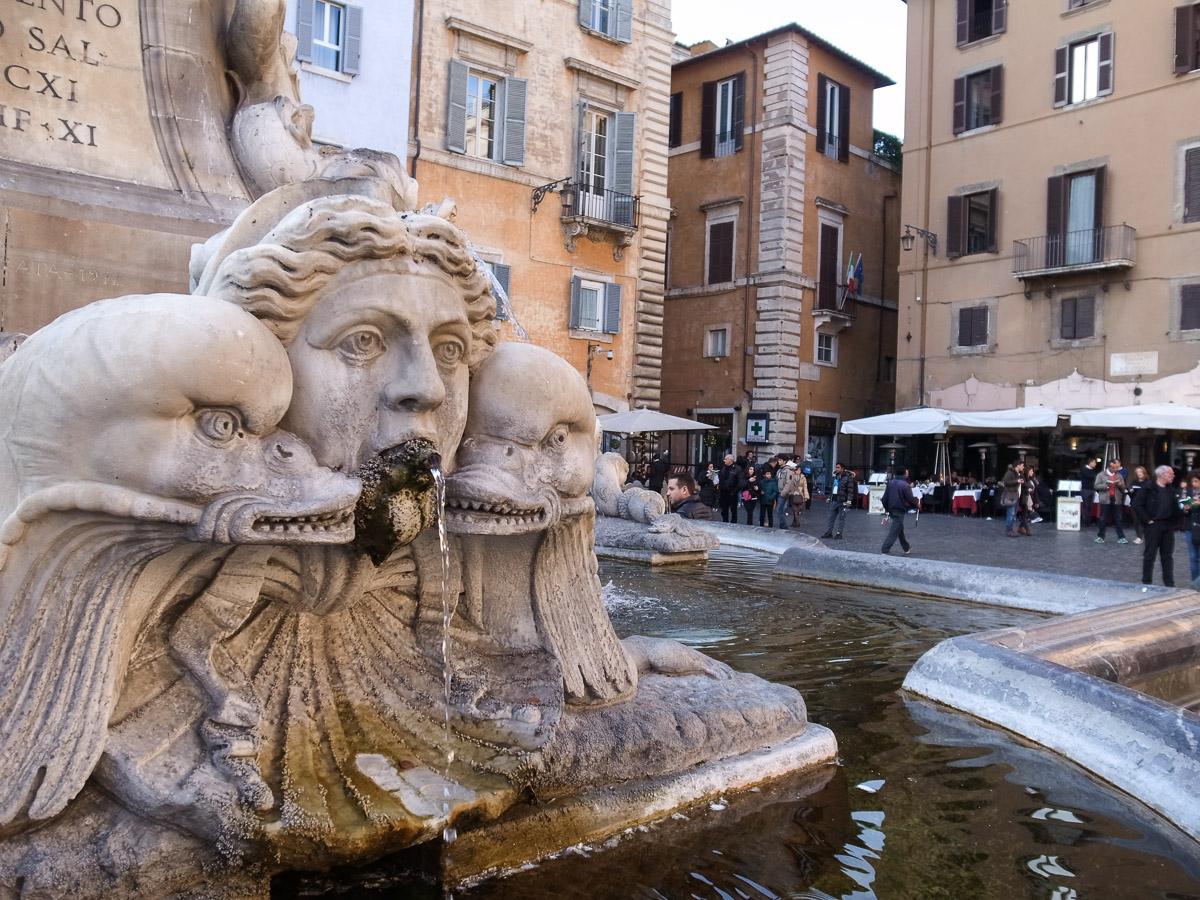 Piazza della Rotondo