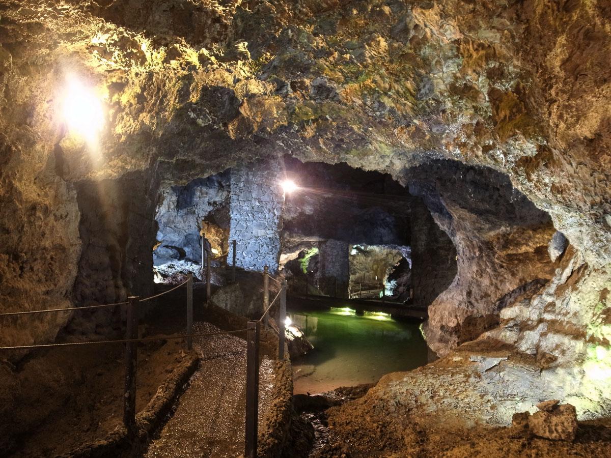 Grotten von Sao Vicente
