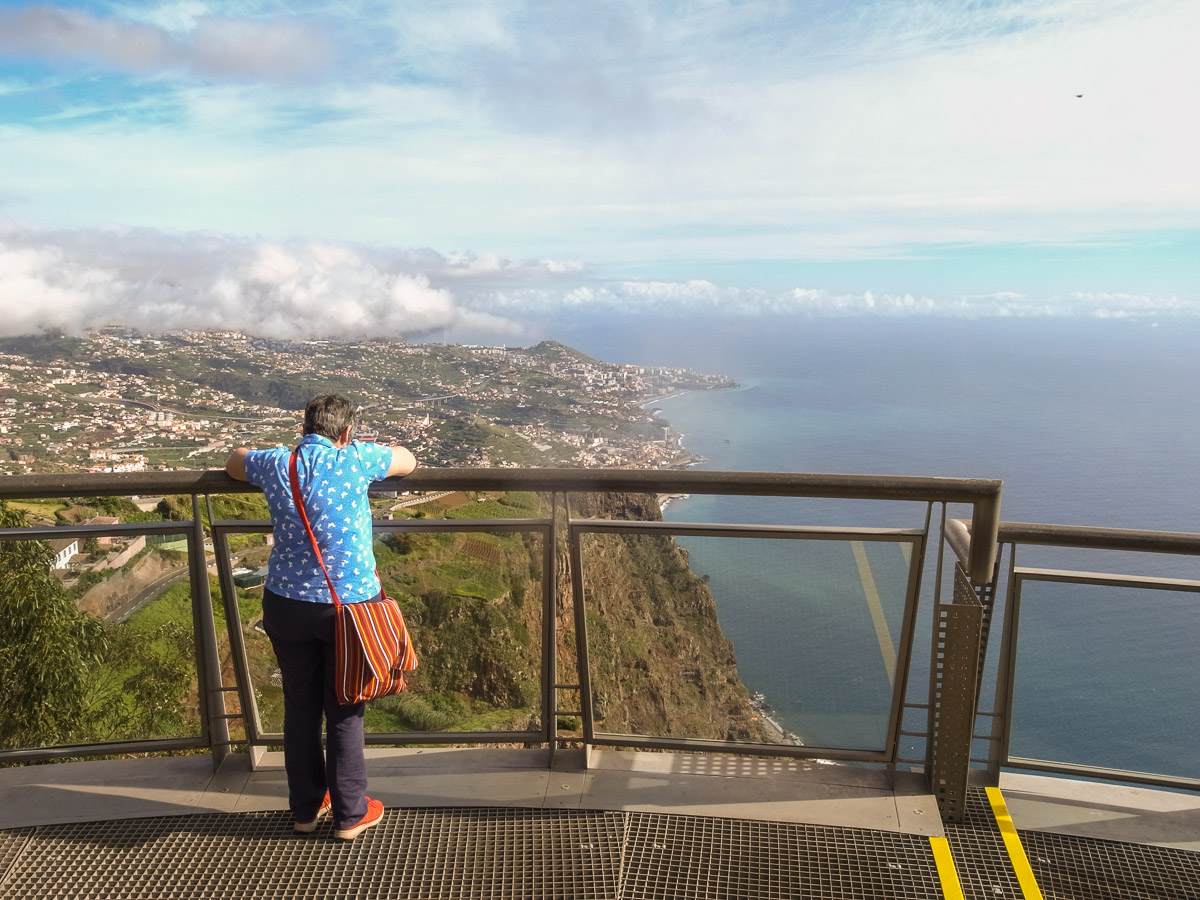 Aussichtsplattform Cabo Girao