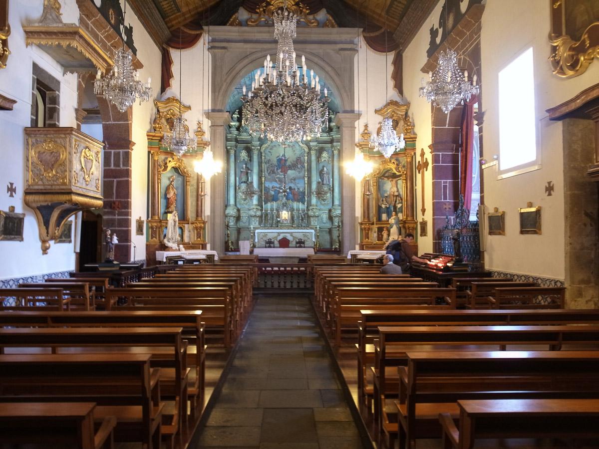 Walfahrtskirche Nossa Senhora