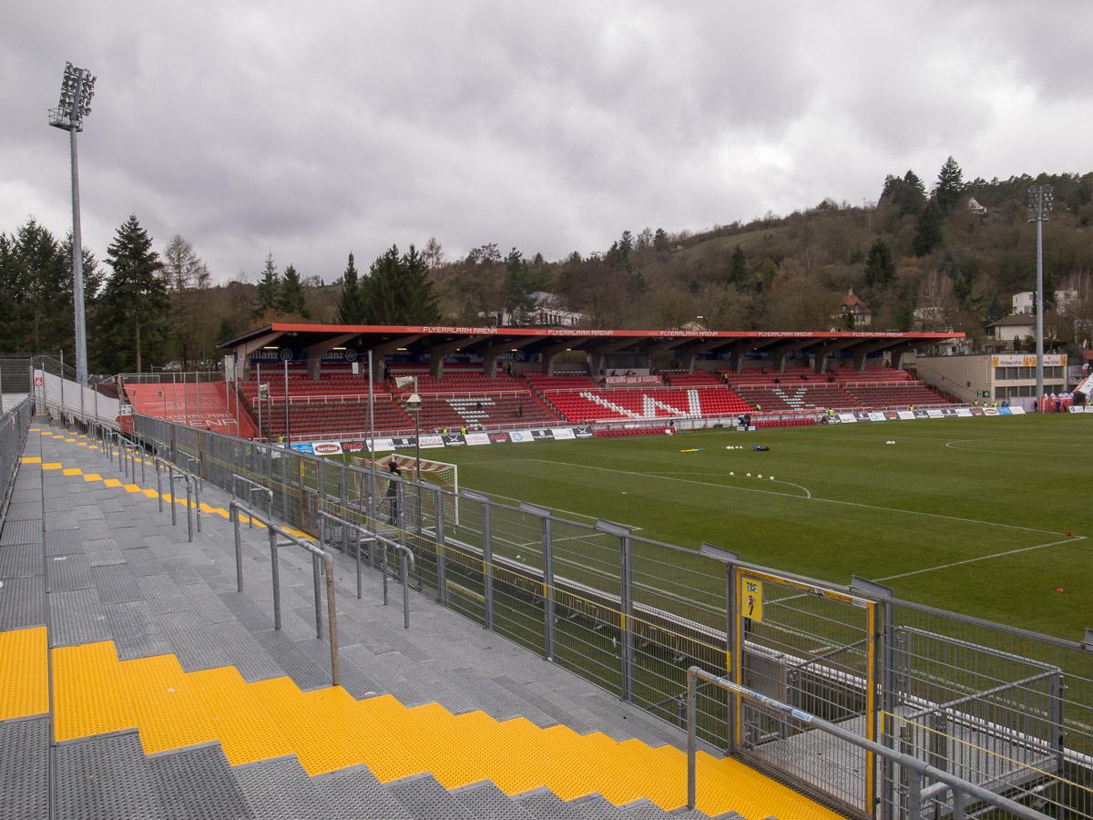 Flyeralarm Arena (Innenansicht)