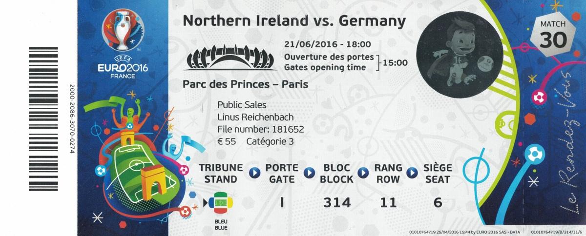Ticket Prinzenpark