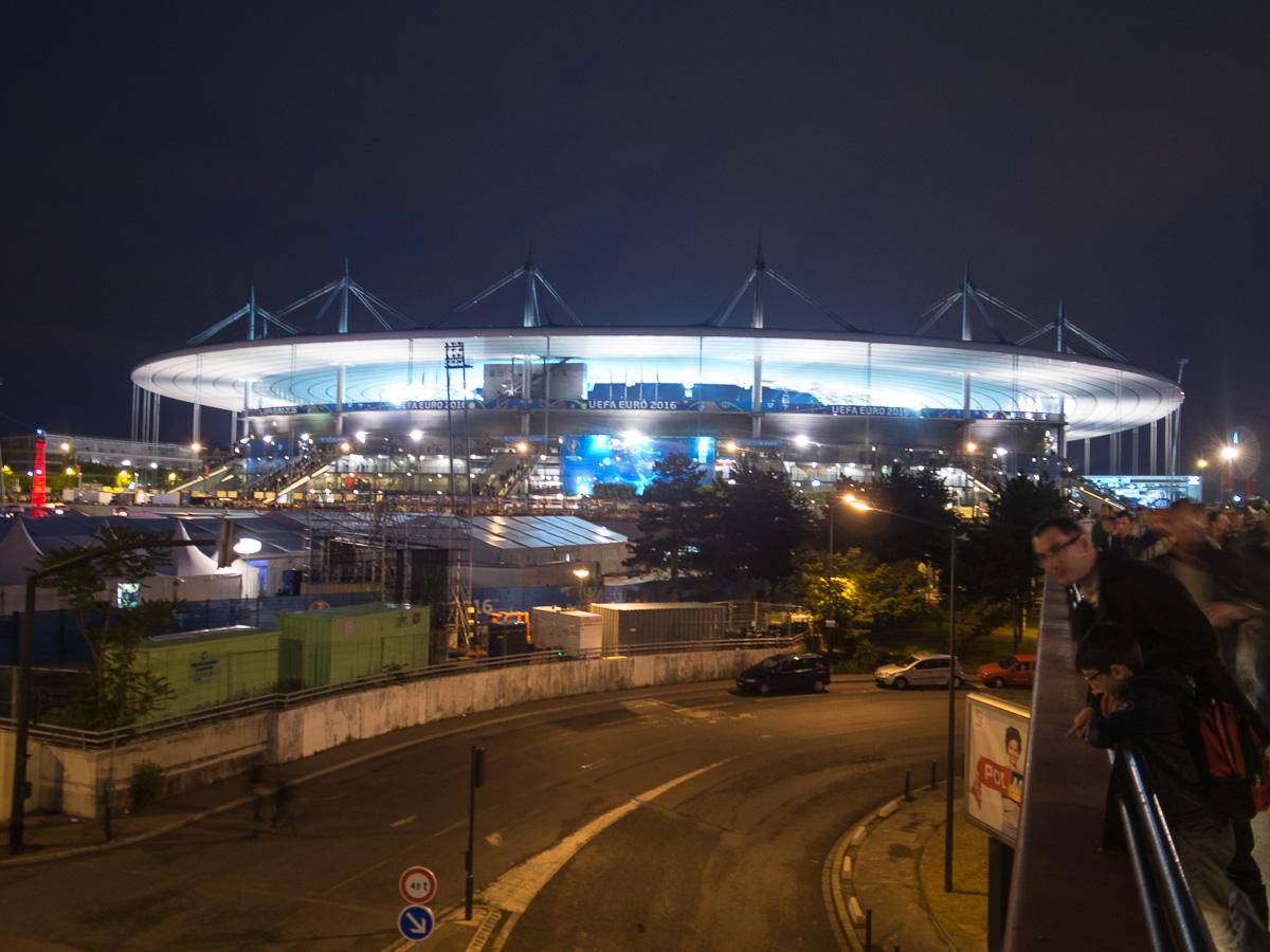 Stade de France (Außenansicht)