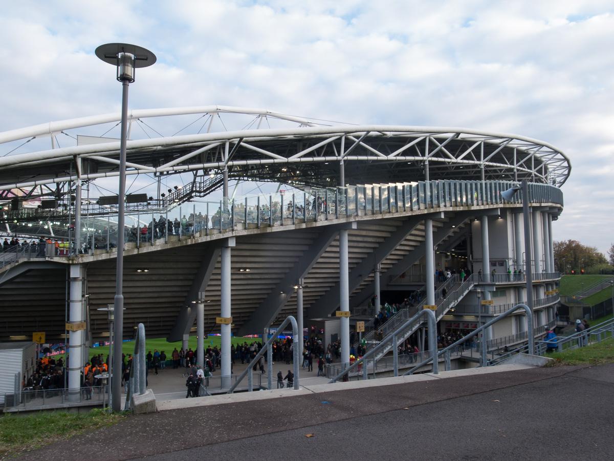 Red Bull Arena (Außenansicht)