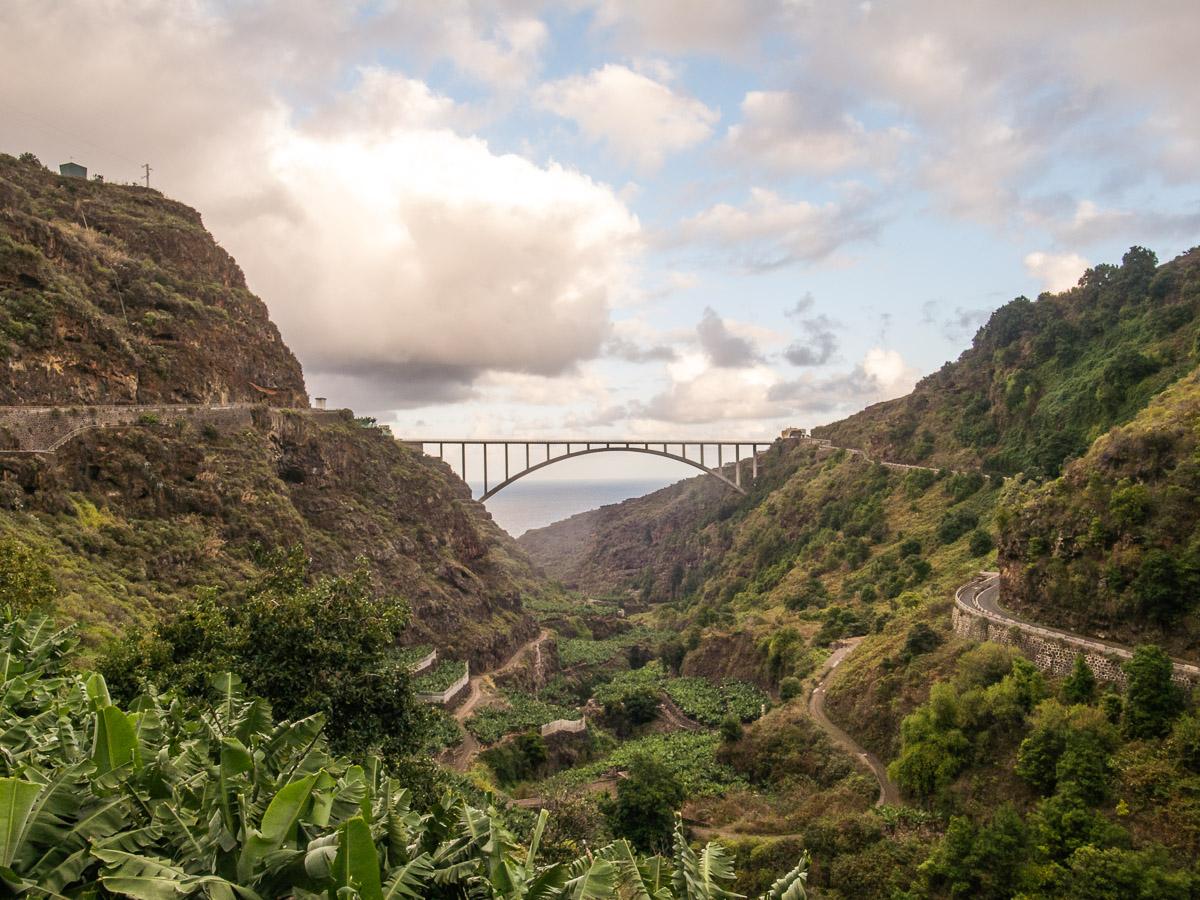 Brücke bei Los Sauces