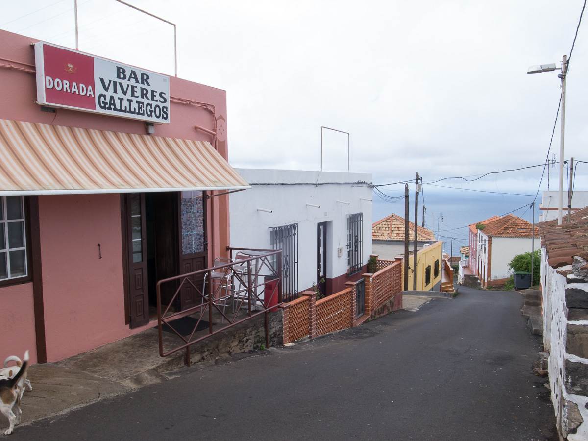 Bar in Gallegos