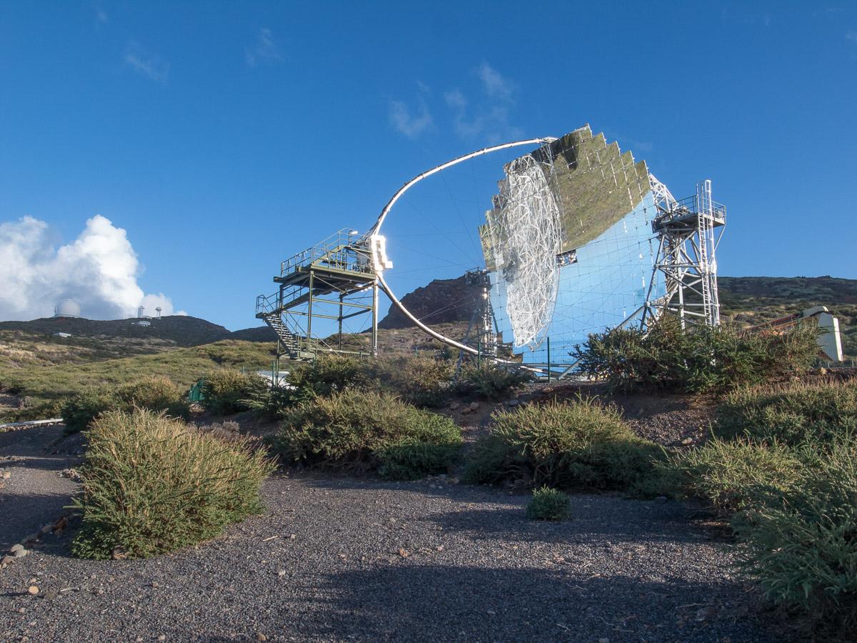 Deutsches Cherenkov Teleskop