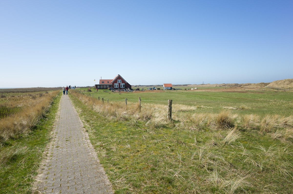 Domäne Bill am Ostende